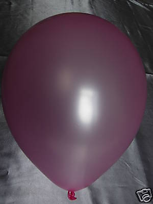"""25x10"""" Pink Pearly  Party  Balloons Wedding Helium"""