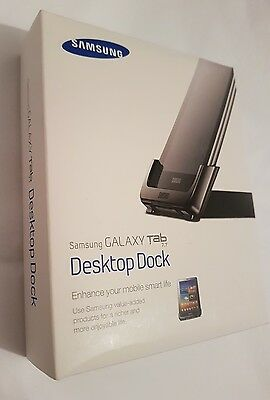 50 pieces: Brand New/ Sealed GALAXY Tab 7.7 Desktop Dock