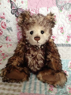 Charlie Bears Betty Retired 2010 Bear Excellent Condition