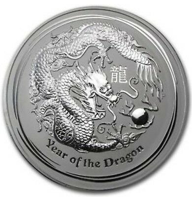 1/2 oz Perth Mint Year of the Dragon 2012 - Lunar Dragon - Best price!!!