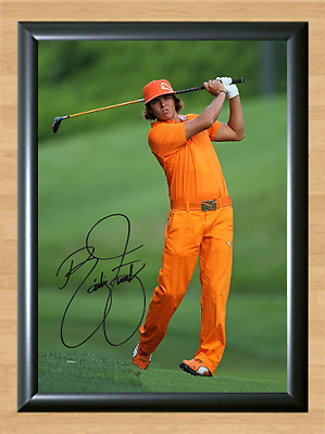 Rickie Fowler Golf Masters Ryder Cup US Open Signed Autographed A4 Photo Print 1