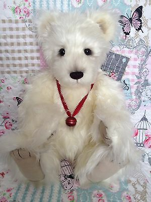 Charlie Bears Baxter Qvc Exclusive Retired 2013 Bear Only 600 Made Worldwide