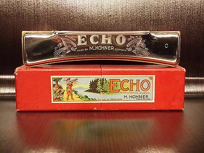 Harmonica HOHNER Echo Made in Germany