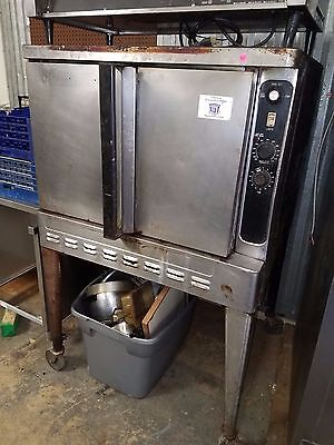 BLODGETT Full Size  CONVECTION OVEN ~ NATURAL GAS ~ Needs cleaning