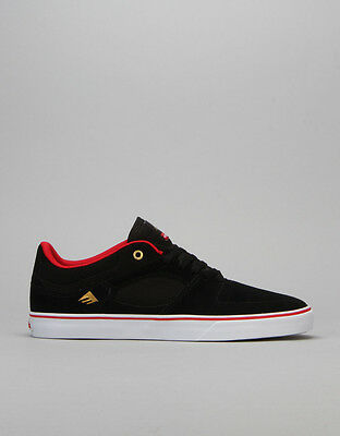 New & Boxed Emerica Jerry Hsu Chocolate Edition Shoes Size UK 8. Black/White