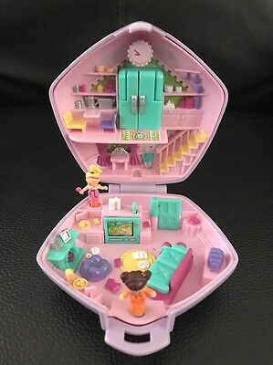 Polly Pocket Bluebird Slumber Party Fun Avec 2 Figurines