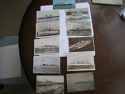 vintage postcards shipping