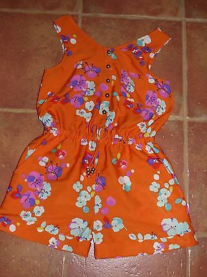 Girls Next Playsuit Age 10 Years