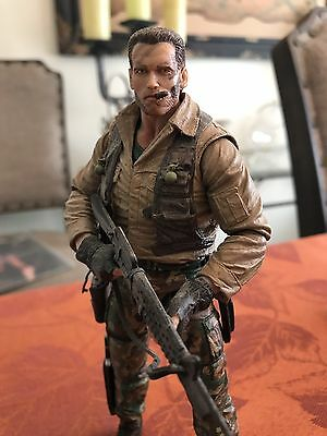 NECA Predator Dutch Jungle Extraction Loose Figure