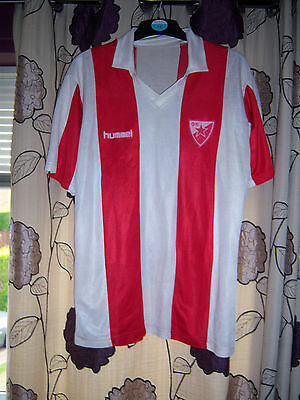 Players Red Star Belgrade shirt 1980s