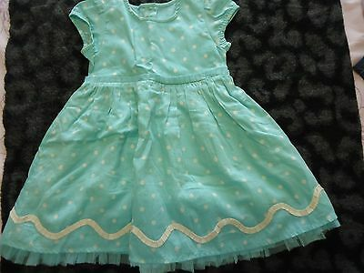 Marks & Spencer baby girl cord dress & tights set outfit 3-6m NWT