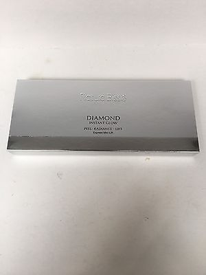 Nature Bisse Diamond Instant Glow Facial Set 12x2ml Brand New RRP£70