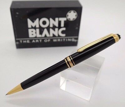 Mechanical Pencil MONTBLANC - 75th Anniversary Edition - With Diamond