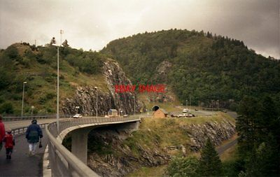Photo  1999 Norway  Osterøy Haus Access Road From Bridge