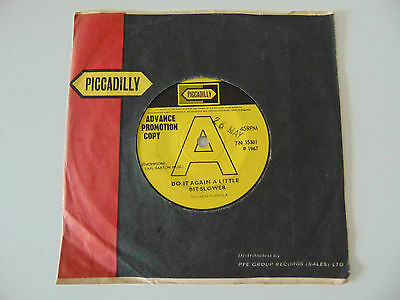 UK Piccadilly Demo 45 The New Formula - Do It Again A Little Bit Slower 1967