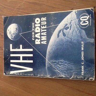 Vintage VHF Manuals For The Radio Amateur