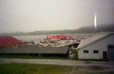 Photo  1995 Norway  Bodø Harbour View