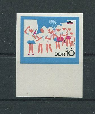 DDR PH 1432 PIONIERE 1968 PHASENDRUCK UNGEZÄHNT SCOUTS PROOF IMPERF d845