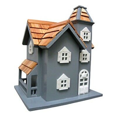 Beautiful Bird House Nest Decorative Garden Hanging Nesting Box Station