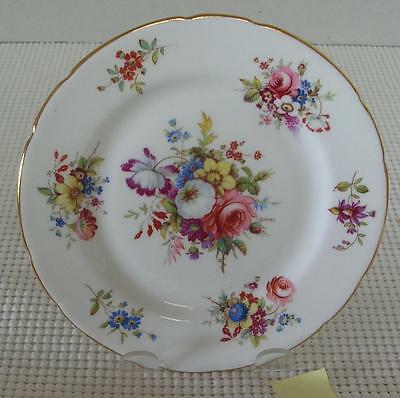 "MINUET Hammersley 6"" BREAD & BUTTER PLATE China Signed HOWARD SPRAYS England (E)"
