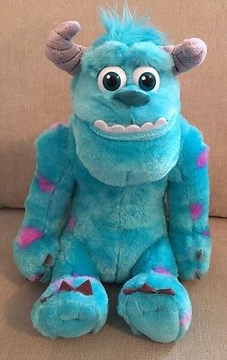 Monsters Inc University MY SCARE PAL SULLEY Talking Roaring Soft Plush Sully Toy
