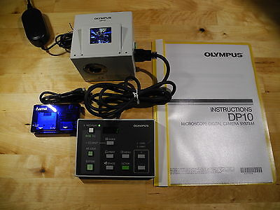 Olympus Mikroskop DP10 Kamera Set, microscope camera set, Leica, Leitz, Zeiss
