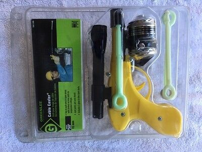 """GreenLee Cable Caster 50' Range """"NEW"""" Electrician Tool etc"""