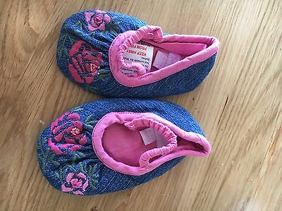 Monsoon Baby Girls Shoes Dolly Pre Walkers 6-12 Months Pram Shoes