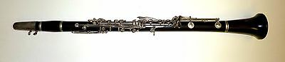 Vintage Boosey & Hawkes Edgware Wooden Clarinet key of A