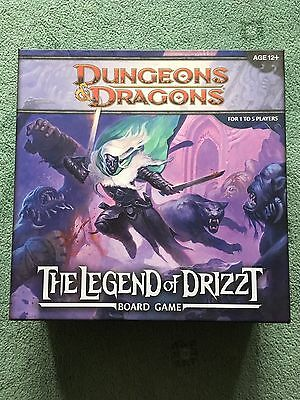 Dungeons & Dragons - The Legend Of Drizzt Board Game