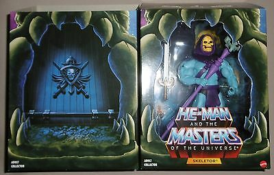 SKELETOR Masters of the Universe Classics MOTU MOTUC (HE-MAN/Filmation) NEW