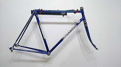 Colnago Super frame set, Classic Italian bicycle 70's with campagnolo headset