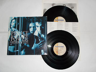 Diamonds and Pearls- Prince & the New Power Generation LP Paisley Park 1991
