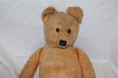 Vintage Jointed Large Teddy