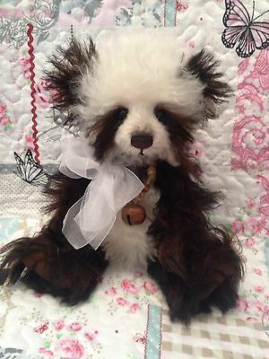 Charlie Bears Anniversary Chocolate Muffin 2015 Ltd Isabelle Collection Bear