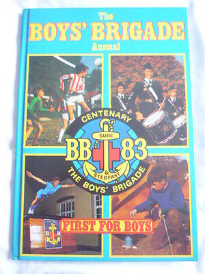 BOYS BRIGADE Annual 1983 Clipped but in great condition HB Grandreams Limited