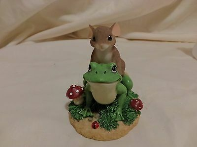 CHARMING TAILS SIGNED SHOWROOM You Make Me Hoppy 88/133 Limited  DEAN GRIFF(25)