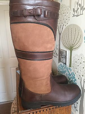 Mountain horse Devonshire yard boots 8