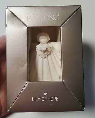 New in Box - Margaret Furlong Collectible Ornament - Lily of Hope, 2001