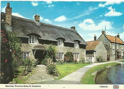 Postcard - Beck Isle, Thornton Dale, North Yorkshire - 1990