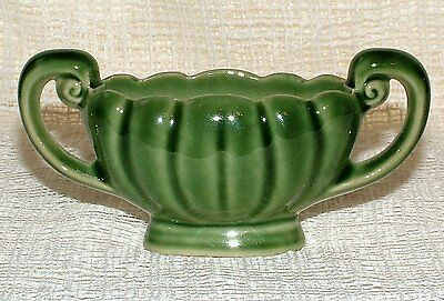 Wade Porcelain MINIATURE MANTLE VASE Boat Shape
