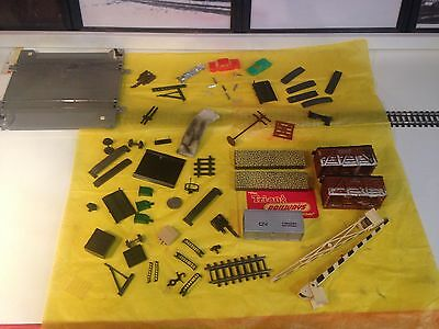 Tri-ang Hornby Bits And Pieces Lot