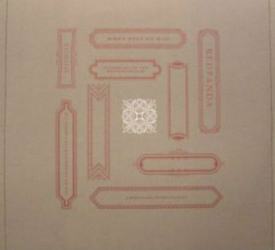 "REDPANDA Redpanda EP UK vinyl 12"" hand stitched #'d sleeve NEW/UNPLAYED 275-only"