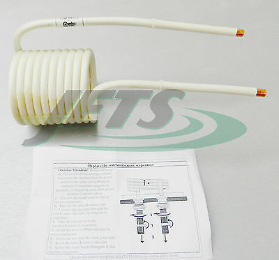 CEIA INDUCTION MELTER Heating Coil for F3-D Melter Furnace 19116 Coil ORIGINAL