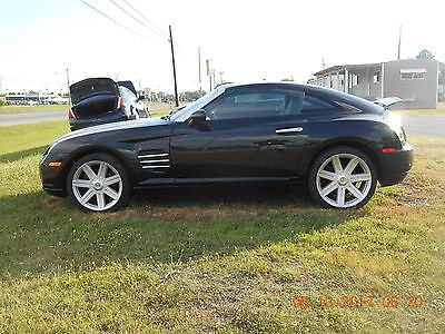 2004 Chrysler Crossfire Limited 2004 Chrysler Crossfire
