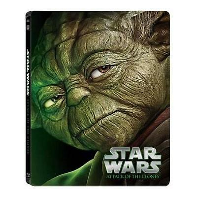 Star Wars: Episode II - Attack Of The Clones (Limited Edition ) Blu-ray