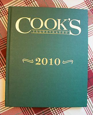 Cook's Illustrated 2010 by America's Test Kitchen (2010, Hardcover)