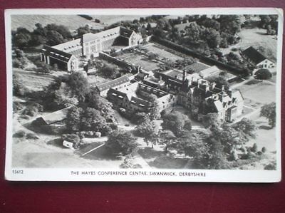 Postcard Rp Derbyshire Swanwick - The Hayes Conference Centre Aerial View