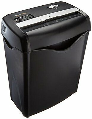 Shredder Strip Cross Cut Micro-Cut Paper and Credit Card Shredder Easy Operation