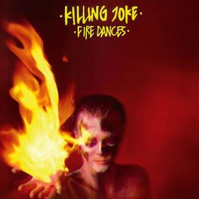 KILLING JOKE Fire Dances LP VINYL European Caroline 10 Track Limited Edition